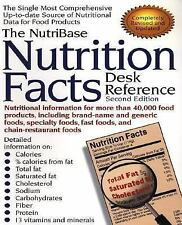 The NutriBase Nutrition Facts Desk Reference