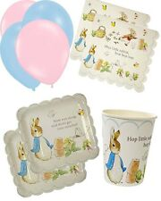 Peter Rabbit Party Kit For 16 Complete Party Kit Supplies Decorations