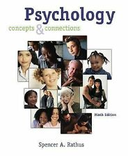 Thomson Advantage Books: Psychology: Concepts and Connections (with CD-ROM and I