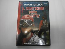 IL GIUSTIZIERE SFIDA LA CITTA' - DVD ORIGINALE - visitate COMPRO FUMETTI SHOP