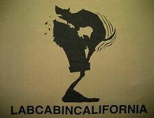 1995 the PHARCYDE vtg 90s LABCABINCALIFORNIA promo T-shirt dilla hip hop jay-dee