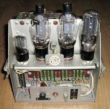 RARE VTG LOMO KINAP CINEMA MONO BLOCK 25UO-1 / 25YO-1 TUBE VALVE AMPLIFIER 1961