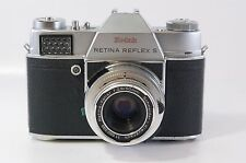 Vintage camera SLR Kodak Retina Reflex S with Xenar 50mm 2.8 Ref.2111619