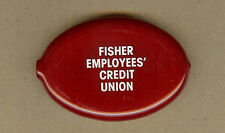 Fisher Governor Controls Employees Credit Union, Marshalltown,Iowa IA Coin Purse