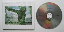 CD Marc Johnson - Bass Desires - VG++ . ECM Digipak Bill Frisell John Scofield