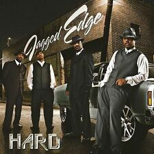 Hard [PA] by Jagged Edge (CD, Oct-2003, Sony Urban)