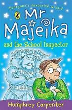 Mr. Majeika and the School Inspector by Humphrey Carpenter (Paperback, 1993)