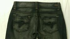 GUESS DAREDEVIL BOOTCUT LOW RISE JEANS SIZE 27