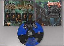 BENEDICTION transcend the rubicon ORG 1993 NB 073 CD  Sinister, Grave 