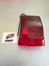YAMAHA DT125LC MK2 MK3 COMPLETE REAR TAIL STOP LIGHT