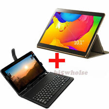 "10"" Keyboard +10.1"" Android 4.4 Dual Sim Dual CAM 2G/16G Phone Phablet Tablet"