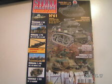 **d Steel Masters n°61 canon Léopold K5 / Panzer IV Hydro / Les Zouaves portes