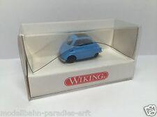 Wiking Pkw Modelle in OVP BMW Isetta blau (PC3244)