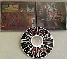 Carcass - Necroticism CD OOP 1992 RELATIVITY/EARACHE entombed cannibal corpse