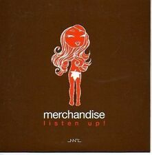 (305C) Merchandise, Listen Up! - DJ CD