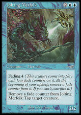 MTG JOLTING MERFOLK FOIL - TRITONE BALZANTE - NEM - MAGIC