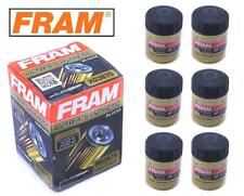 6-PACK - FRAM Ultra Synthetic Oil Filter - Top of the Line - FRAM's Best XG3675