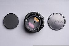 Contax/Yashica ZEISS  Planar T 50mm f/1.4 Lens