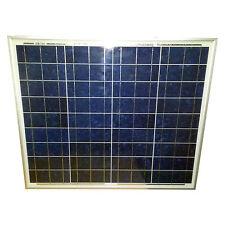 Panel Solar 50w placa 50 Watios vatios 12 Voltios 12v