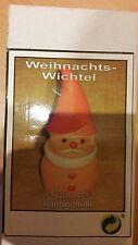 Weihnachts Wichtel  Handgemalt gr ca 23 cm