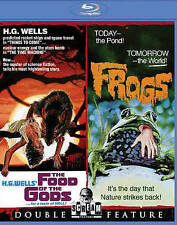 Food of the Gods/Frogs (Blu-ray Disc, 2015)