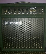Johnson Reptone15 Guitar Amp, 15W, 2 Channel, EXELLENT CONDITION Power Amp !!!