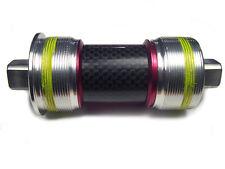 OMNI Racer Worlds  Ligthtest Ti Ceramic Bottom Bracket Fits CAMGAGNOLO: 70x111mm