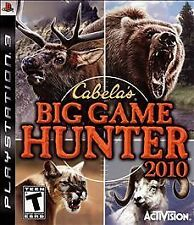 Cabela's Big Game Hunter 2010 (Sony PlayStation 3, 2009)