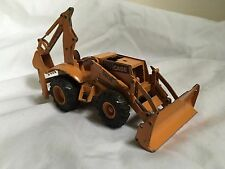 Conrad Case 580K Loader Backhoe 1.35 Model Germany AS IS Missing Pieces
