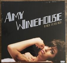 Amy Winehouse - Back To Black LP [Vinyl New]
