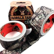 GORILLA CLOTH TAPE CAMOUFLAGE ADHESIVE TAPE 8m WATERPROOF ROLL CAMO Mossy Oak