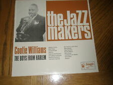 COOTIE WILLIAMS / THE BOYS FROM HARLEM ~ Import Album MINT ~ SEALED