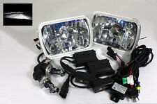 4X6 H4651 H4656 DIAMOND JDM HEADLIGHTS 6000K WHITE BI-XENON HID CONVERSION KIT
