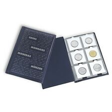 2pk 60 Pocket NUMIS Lighthouse HIGH QUALITY Coin Book Album for 2x2 Holders