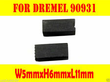 Carbon Brushes For DREMEL 90931 2610907940 rotary 398 400