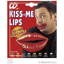 Bésame Labios dientes falsos para Circo Payaso Fancy Dress