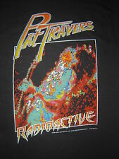 Vintage Concert T-Shirt  PAT TRAVERS 81 NEVER WORN NEVER WASHED