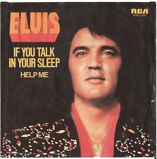 ELVIS PRESLEY--PICTURE SLEEVE ONLY--(HELP ME)--PS--PIC--SLV