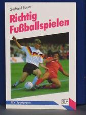 """BLV Verlag Sportpraxis 201 """"Richtig Fußballspielen"""""""