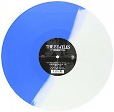 THE BEATLES In The Beginning BLUE-WHITE COLORED VINYL LP, NEW