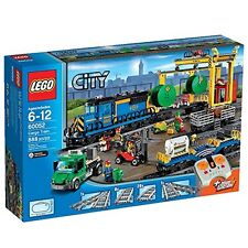 LEGO City Trains BUILDING SET, Cargo Train 60052 Building TOY LEGO SET