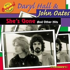 She's Gone & Other Hits - Hall & Oates (2005, CD NEUF)