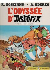 UDERZO. L'Odyssée d'Astérix. EO 1981. Imp. ESPAGNE. Etat neuf