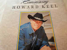 HOWARD KEEL reminiscing the howard keel collection LP PS