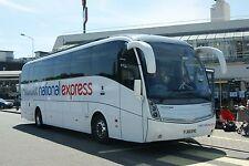 National Express liveried FJ60EHC Excelsior 6x4 Quality Bus Photo