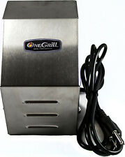 OneGrill Stainless Steel Heavy Duty Electric Rotisserie Motor