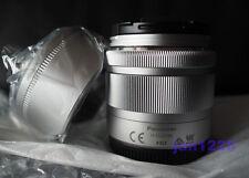 NEW PANASONIC LUMIX G Vario 35-100mm F4.0-5.6 ASPH Lens Silver Micro 4/3 Camera
