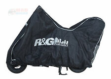 R&G RACING OUTDOOR SCOOTER RAIN COVER,  PADLOCK FLAPS + SUIT BIKES WITH TOP BOX
