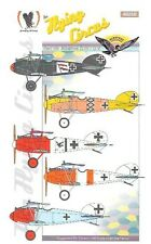 Eagle Strike Decals Albatros Flying Circus Pt8 German WWI Fighter Aircraft 48258