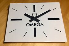 OMEGA Vintage Clock Shop Display 1960's Speedmaster Seamaster Constellation OEM